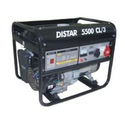 Elektrocentrála Distar HG 5500 CL
