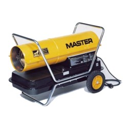 Naftové topidlo Master B150CED